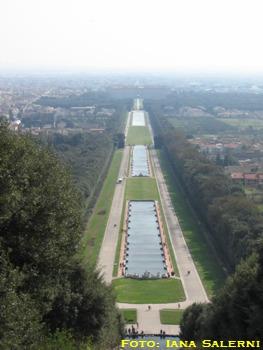 Gli splendidi giardini della reggia di caserta - Giardini reggia di caserta ...