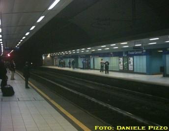 La Linea 2 Della Metropolitana Di Napoli