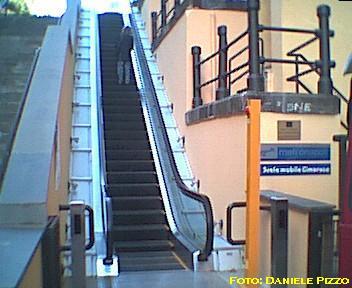 Scale mobili urbane - Sognare scale mobili ...
