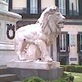 I leoni di Piazza dei Martiri - 1860