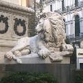 I leoni di Piazza dei Martiri - 1848