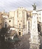 La basilica di San Domenico Maggiore